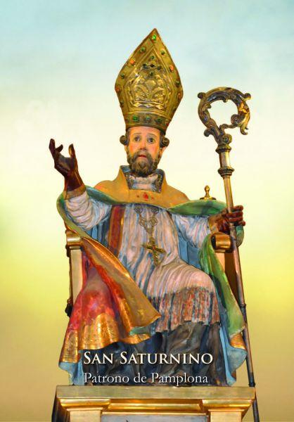 Pamplona celebrará su patrón, San Saturnino, con un espectáculo cultural on line
