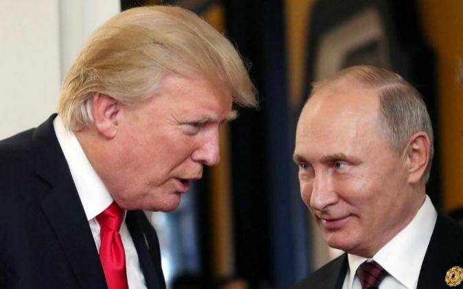 Trump cancela su reunión con Putin en el G20 y duda sobre un acuerdo con China