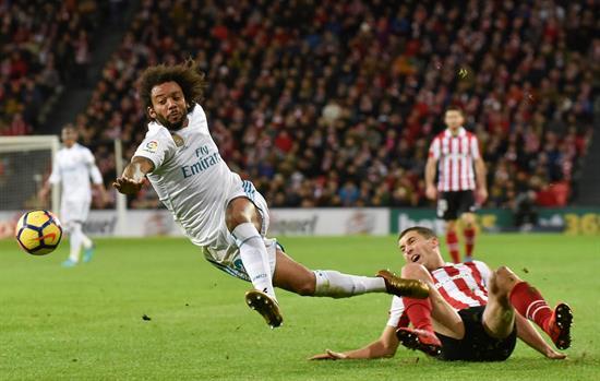0-0. El Madrid desaprovecha la oportunidad ante el mejor Athletic del curso
