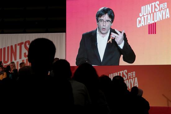 "JxCat pugna con ERC por una ""reforma exprés"" para investir a Puigdemont"