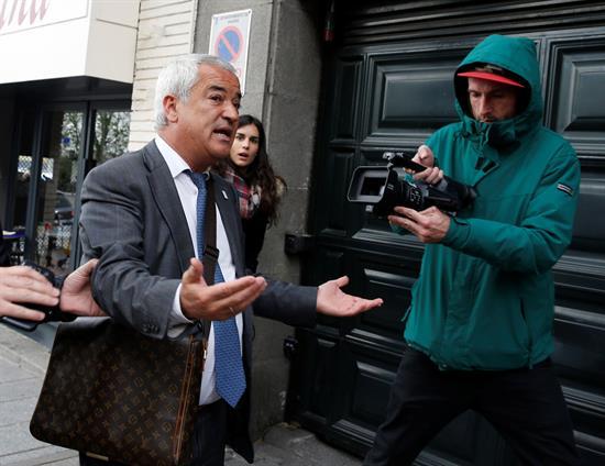 La fiscalía pide 119 años de prisión a Pineda y otros 25 a Bernad por extorsión