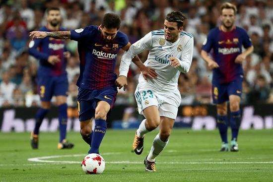 Barcelona-Real Madrid el 28 de octubre y la vuelta el 3 de marzo