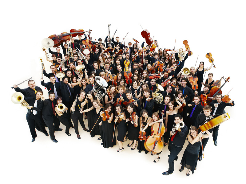 AGENDA: 2-7 de enero, en Baluarte, encuentro Joven Orquesta Nacional de España