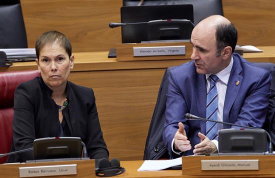 """El Gobierno de Navarra, """"al lado"""" de los comerciantes amenazados"""