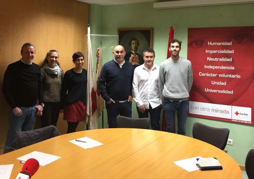 Once personas de Cruz Roja Navarra, en misiones internacionales durante 2017
