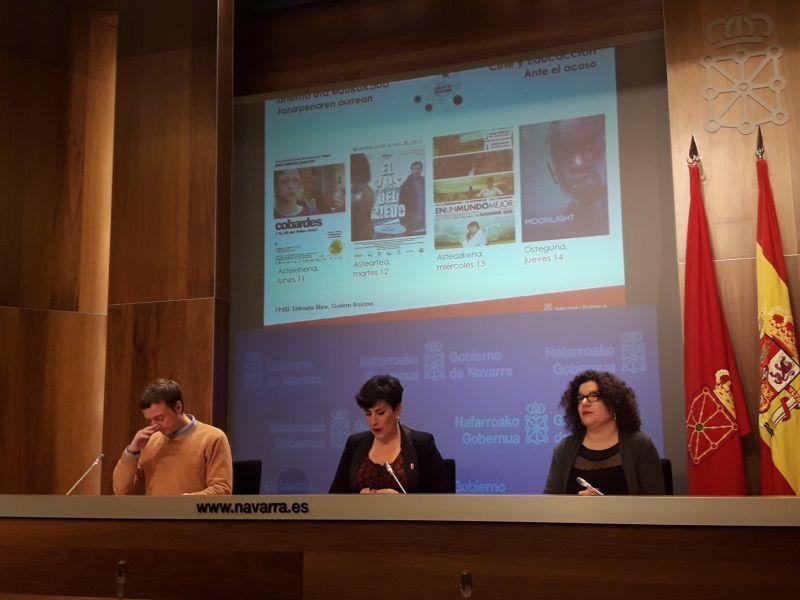 Educación presenta el cinefórum ¨Cine y Educación ante el Acoso¨