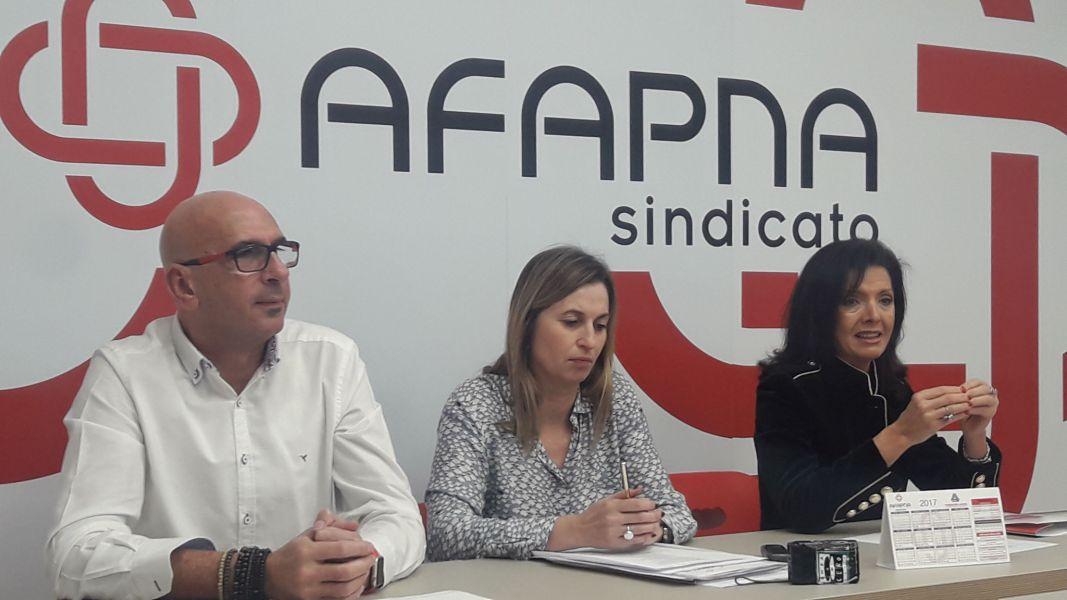 Afapna denuncia encuestas sobre el conocimiento de euskera entre funcionarios
