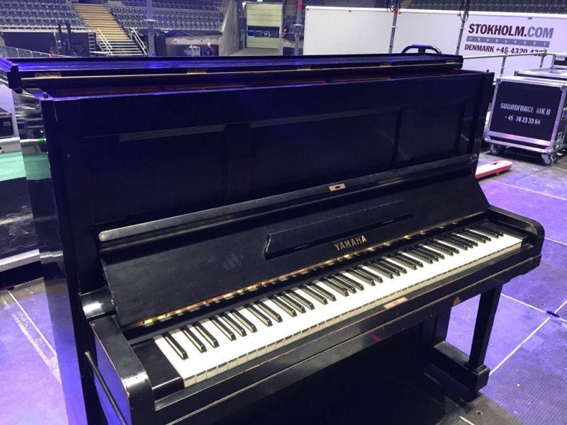 Un piano que sobrevivió a la bomba atómica, protagonista del concierto del premio nobel de la Paz