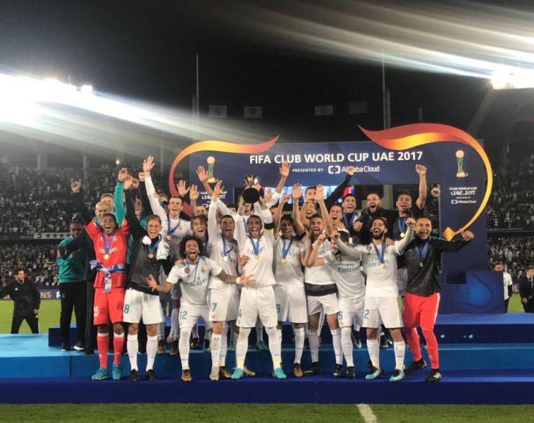 El Real Madrid vence al Gremio 1-0 (Cristiano) y conquista su tercer Mundial de Clubes