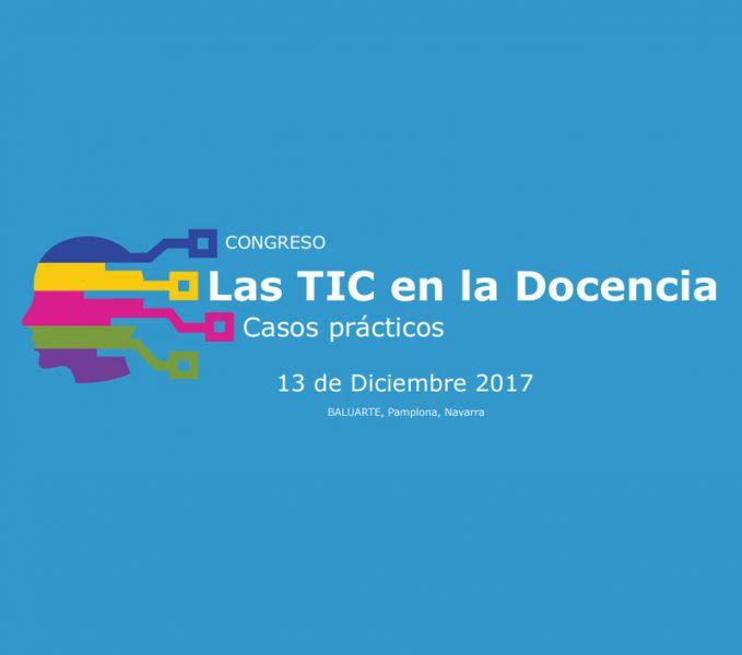 AGENDA: 13 de diciembre, en Baluarte, II Congreso de las TIC en la Docencia