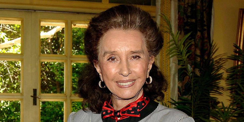 Fallece en Madrid a los 94 años la aristócrata y espía Aline Griffith