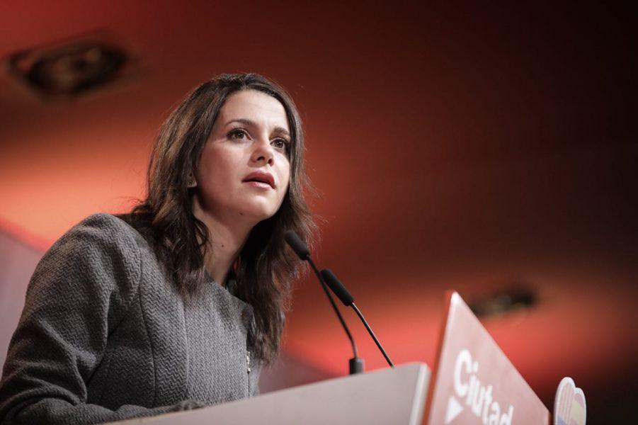 Arrimadas recrimina al PSOE que sea
