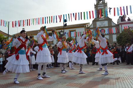 Hoy se celebra la danza de los locos en Fuente Carreteros (Córdoba)
