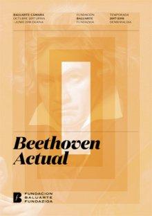 AGENDA: 12 de diciembre, en Baluarte, programa Beethoven Actual