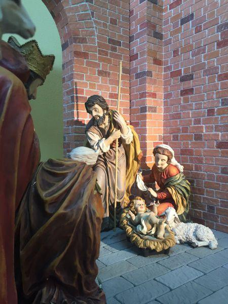 La Navidad 2017 ya está en Pamplona con la exposición de Belenes en Baluarte