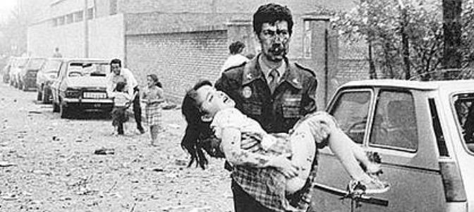 30 años de la masacre de ETA en la casa cuartel de Zaragoza