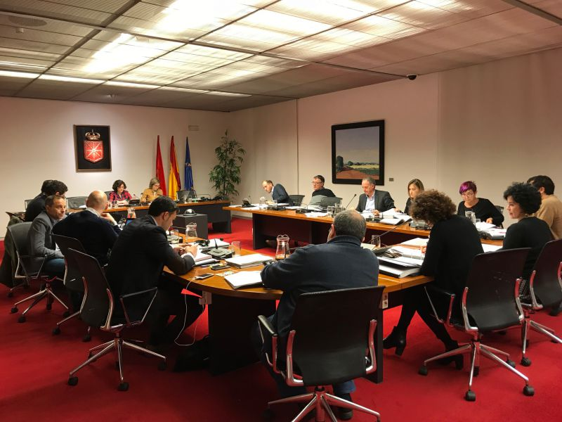 Presupuestos Navarra 2018: Se aprueban 20 enmiendas a Educación y Salud, 18 del cuatripartito