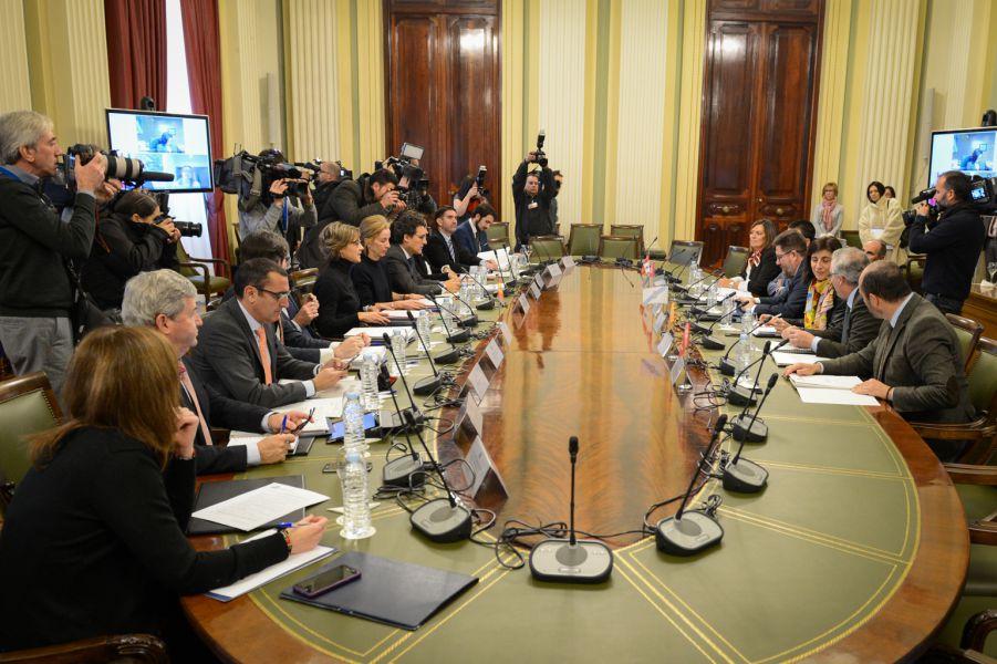 El Gobierno reparte 100,7 millones de euros,240.059,10 a Navarra, para programas agrícolas, ganaderos y alimentarios
