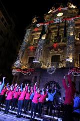 AGENDA: 25 de diciembre, en la Plaza del Ayuntamiento de Pamplona, concierto de Navidad