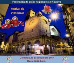 AGENDA: 17 de diciembre, en Parroquia San Nicolás, festival de Villancicos