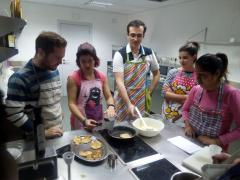 AGENDA: 18-20 de diciembre, en la Casa de la Juventud, taller de cocina para esta Navidad