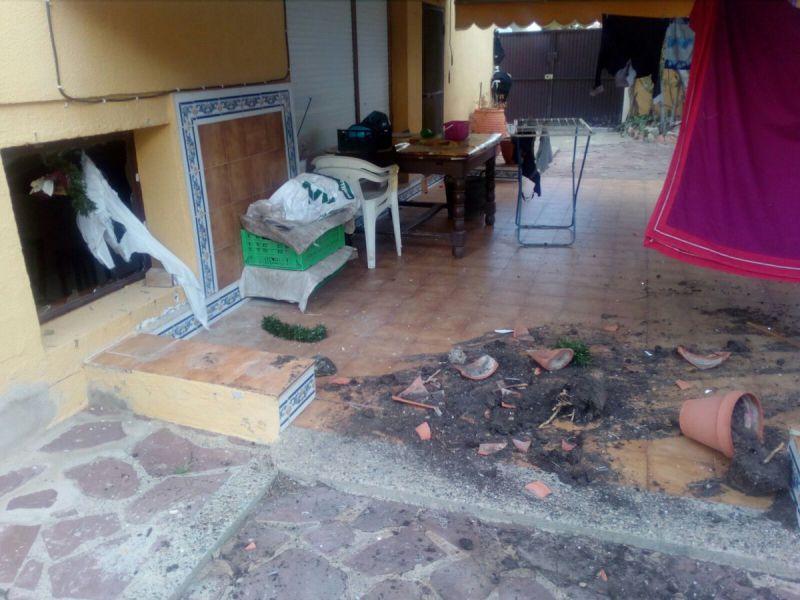 Una mujer de 40 años y un niño de 6 son los fallecidos en la explosión en Cintruénigo