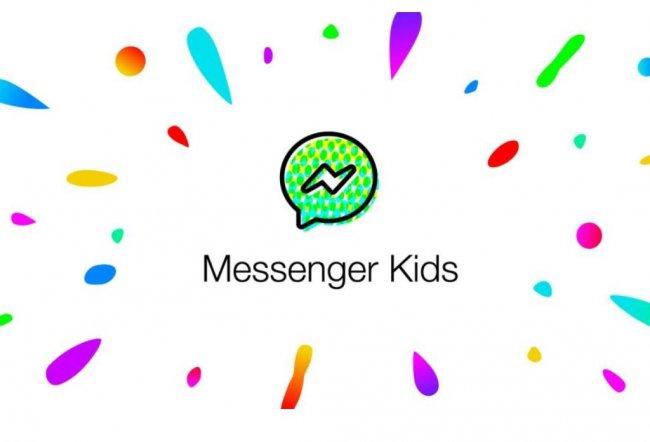 Facebook lanza una versión de Messenger para niños