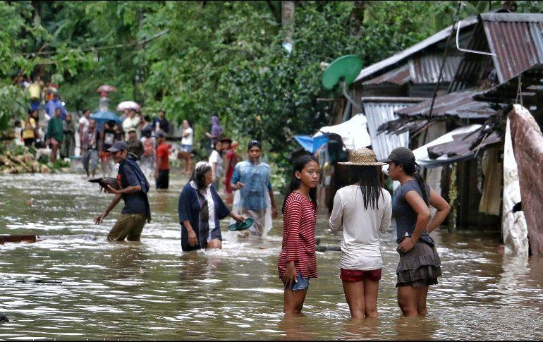 La tormenta Kai-Tak deja en Filipinas 41 muertos y un millón de afectados