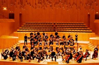 AGENDA: 20 de diciembre, en Baluarte, Orquesta del Conservatorio Superior de Navarra