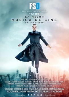 AGENDA: 23 de diciembre, en Baluarte, Film Symphony Orchestra Tour 2017