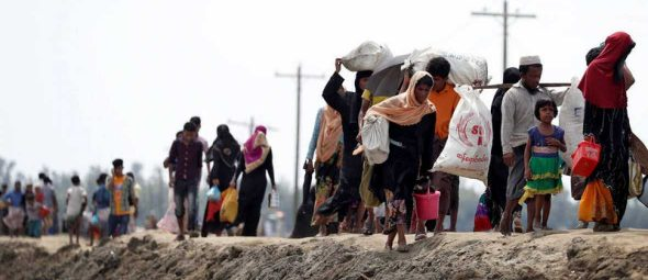 Los Nobel denuncian que los Derechos Humanos de los rohinyás son