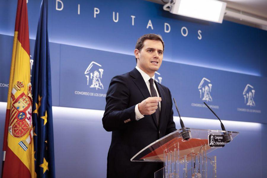 Rivera apoyaría subir pensiones con el IPC si se apoyan sus reformas sociales