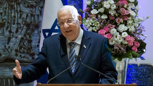 Rivlin felicita la decisión de Trump al reconocer Jerusalén