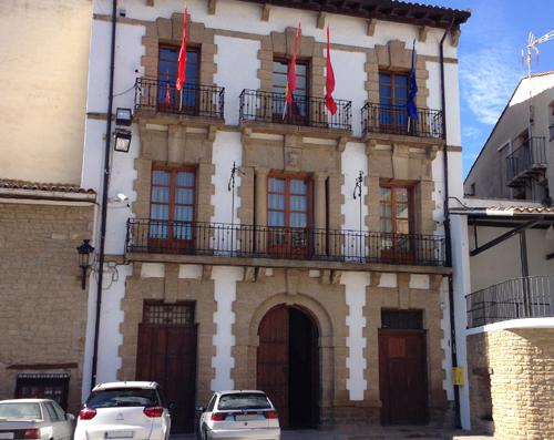 Carcastillo recibe parte de su patrimonio cultura inmaterial