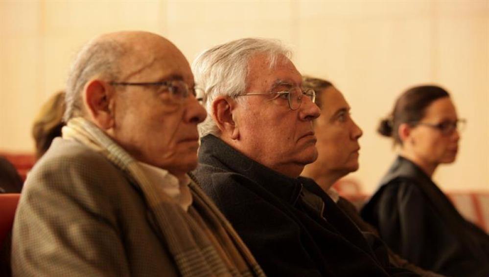 La Fiscalía pide prisión para Millet y Montull y retirar el pasaporte a Osàcar