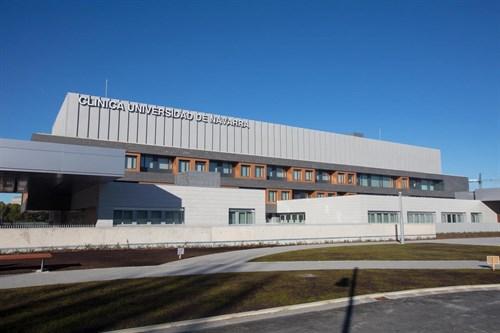 Clínica de Navarra inaugura su nuevo hospital de Madrid el 31 de enero