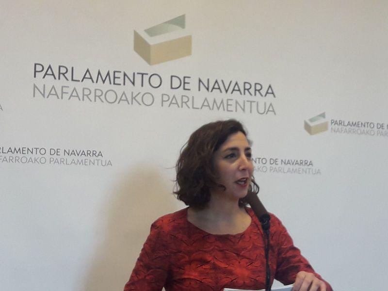 """Laura Pérez sostiene que la portavocía de Podemos será """"rotatoria y coral"""""""