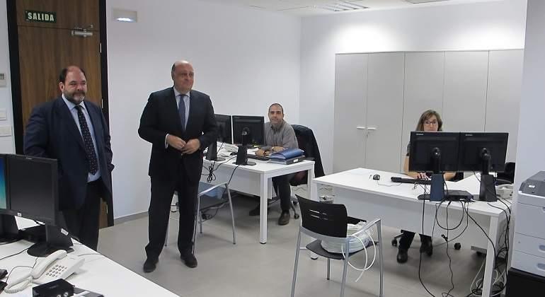 El Juzgado de Primera Instancia número 9 de Pamplona recibirá el doble de asuntos civiles que el resto