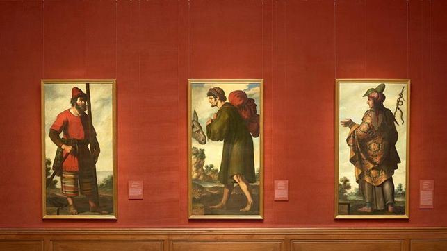 Las 13 obras que Zurbarán pintó y que el dinero separó vuelven a exhibirse juntas