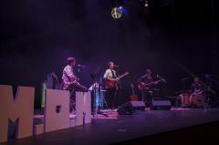AGENDA: 26 de enero, en Civivox San Jorge, Musicians On Mars (M.O.M)