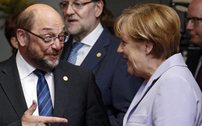 Conservadores y socialdemócratas alemanes confirman su acuerdo de gobierno
