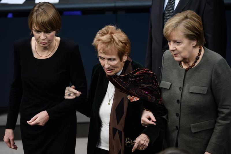 Una superviviente de Auschwitz: juré no volver a Alemania, pero el odio es veneno