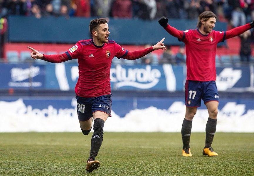 Osasuna espera refrendar su recuperación en casa ante un Tenerife en racha