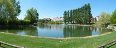 Policía Municipal de Pamplona identifica y denuncia al responsable de la quedada de los días 5 y 6 de junio en el lago de Mendillorri