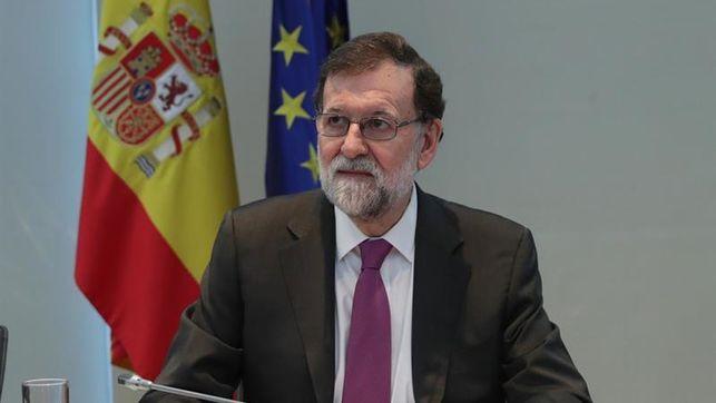 """Rajoy resalta el """"imperio de la ley"""" tras la decisión alemana sobre Puigdemont"""