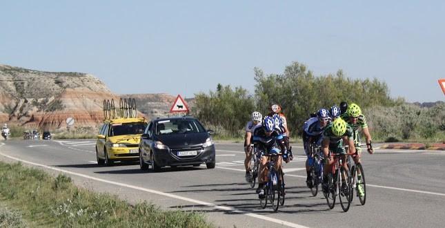 Una contrarreloj en Tudela abre mañana miércoles la '57 Vuelta a Navarra'