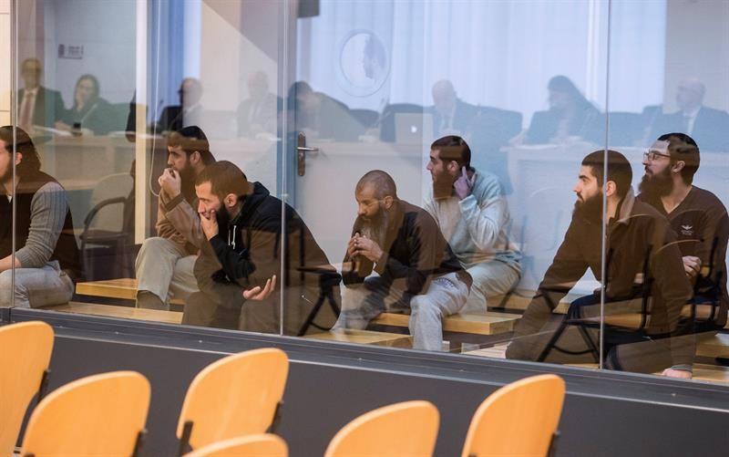 Acusado de yihadismo:
