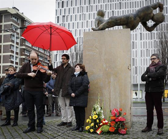 Concierto en memoria de las víctimas del terrorismo el domingo en Pamplona
