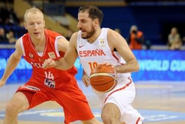 82-84. España salva un duro escollo y sigue invicta rumbo al Mundial