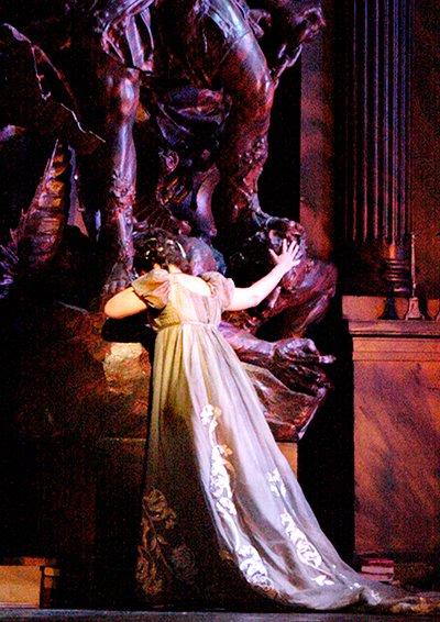 AGENDA: 7 de febrero, en cines Golem La Morea, Tosca, de The Royal Opera